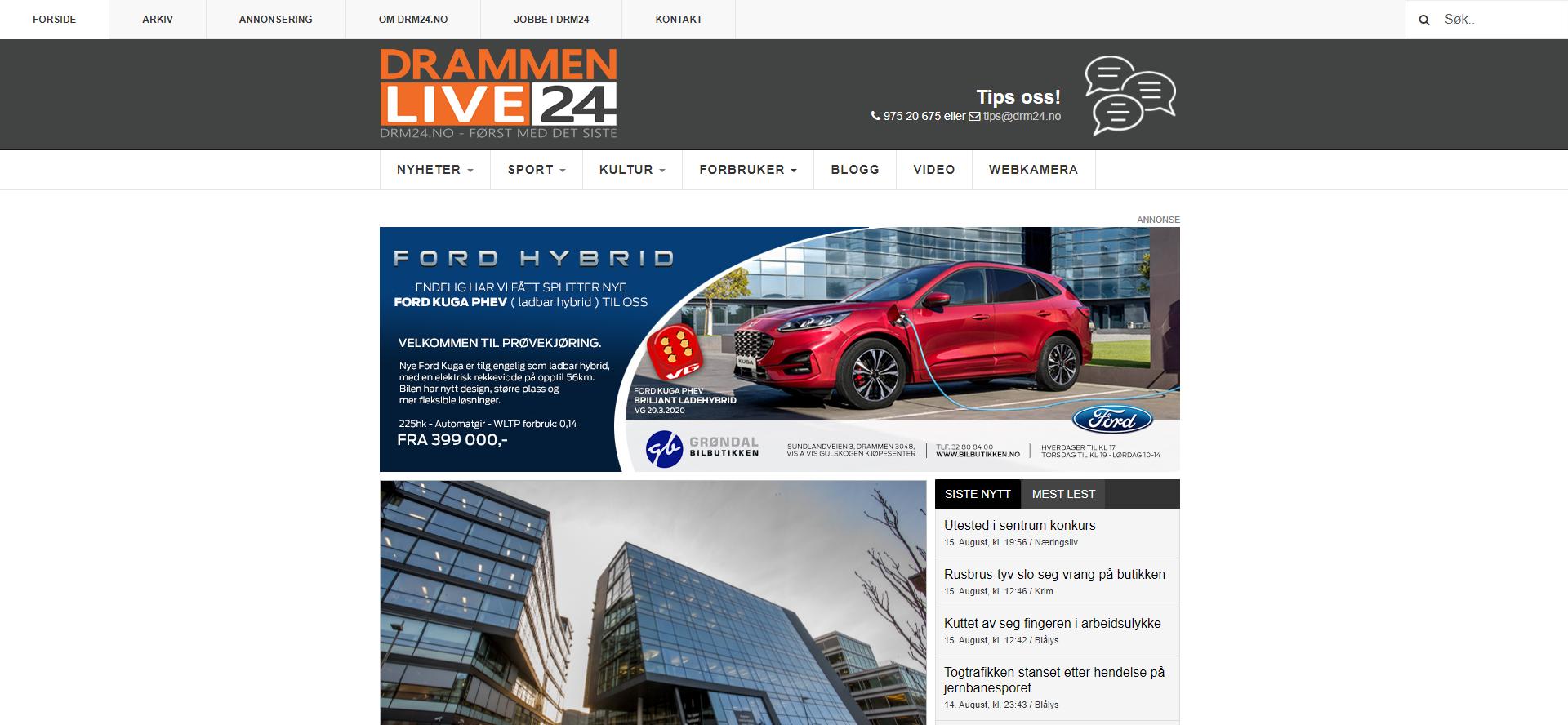 Drammen Live24 AS